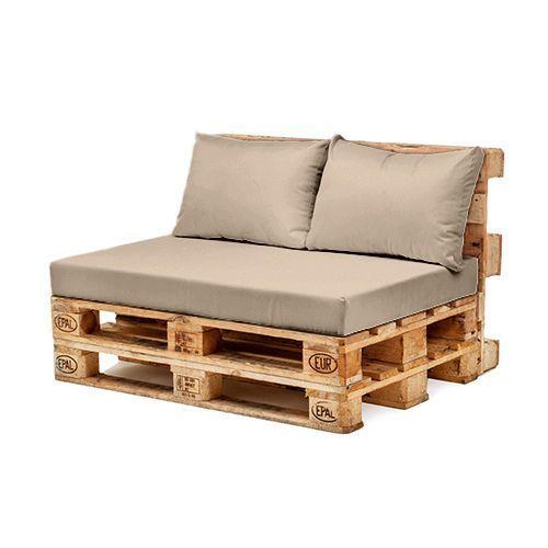 Rückenkissen aus Stein nur wasserdicht für Euro Pallet Garden Furniture Outdoor Sofa – SKB