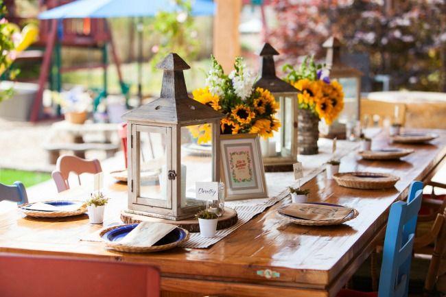 Backyard Party Decorating Ideas | Backyard Party Food