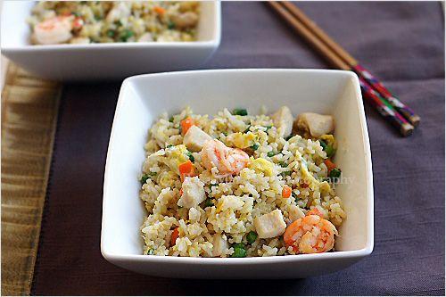 Fried Rice | Fried Rice Recipe | Easy Asian Recipes at RasaMalaysia.com