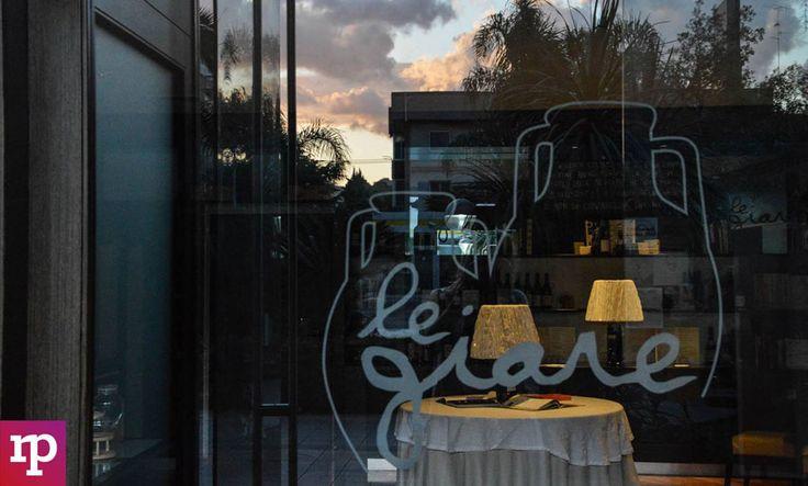 Una cena creativa con il tè? Accade a Le Giare a Bari. Ci racconta di questo viaggio mutisensoriale Marilù Acilia Ardillo. http://www.ditestaedigola.com/creativitea-dinner-il-te-e-la-forza-del-ricordo/
