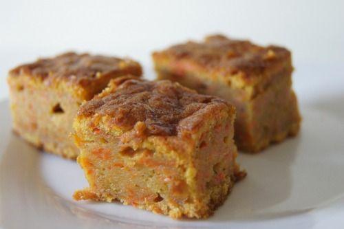 Simple Carrot Cake - Super Moist Too!