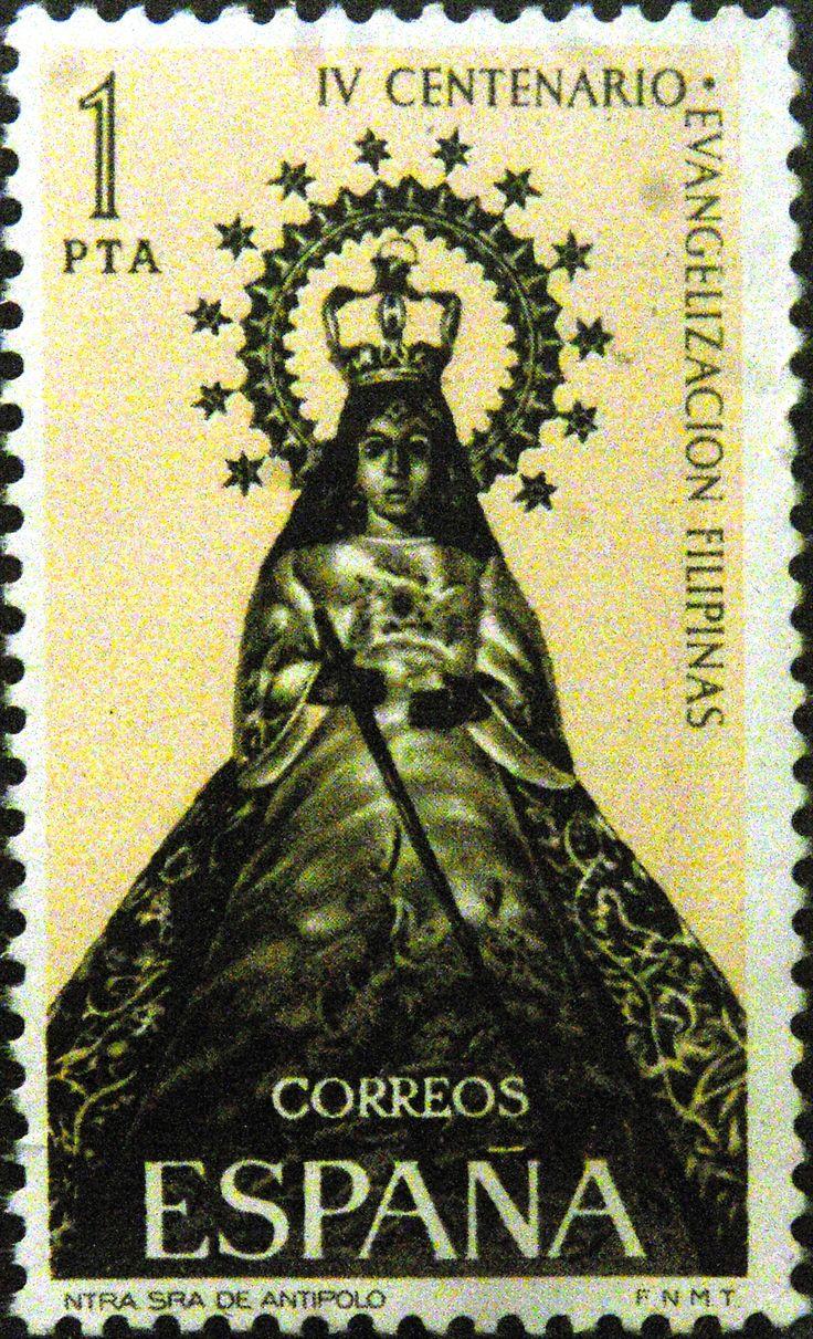 Sellos - Nuestra Sra. de Antipolo