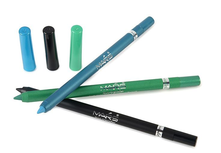 Mars+Soft+Kohl+Kajal+Eyeliner+Pencil+Good+Choice+Pack+Of+6-K-P+Price+₹299.00