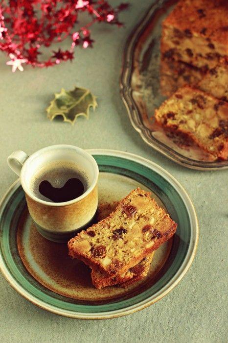 Bezglutenowy keks - z mąki jaglanej i gryczanej