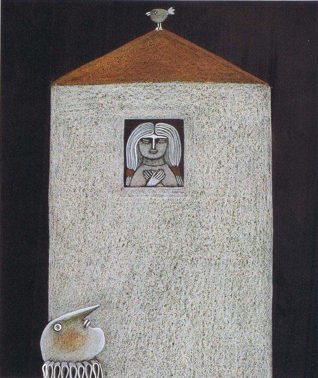 "Arianna Papini illustration for ""Pinocchio""."