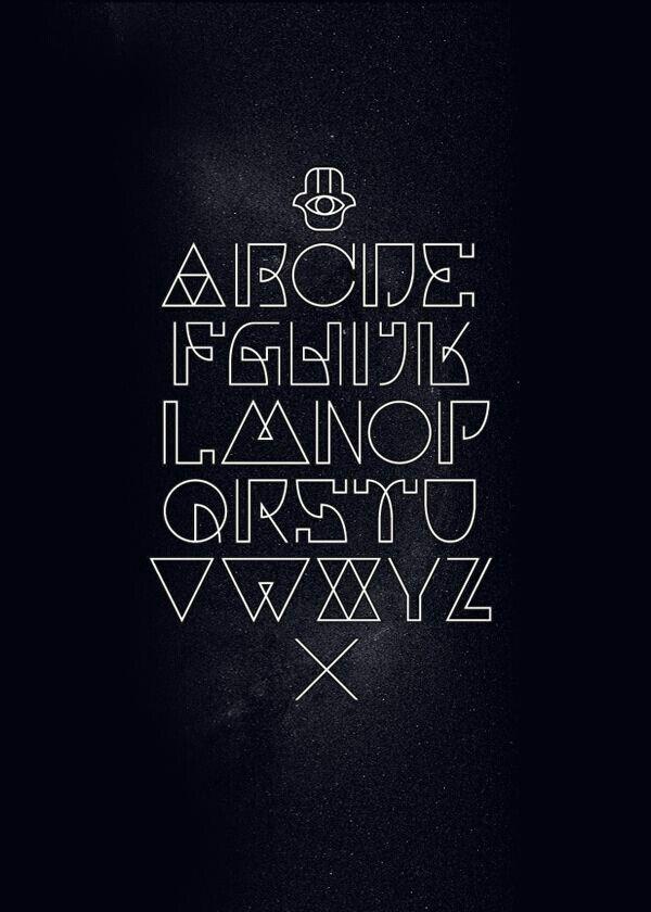 Geometrica font
