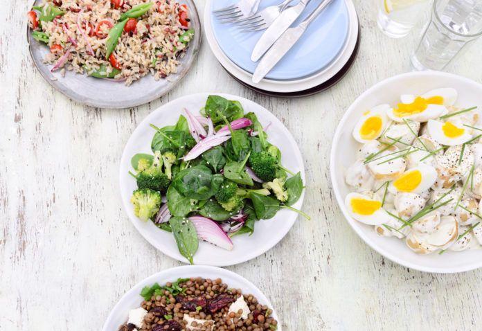 Máte strach, že nejíte dost bílkovin? 5 ukázkových denních menu
