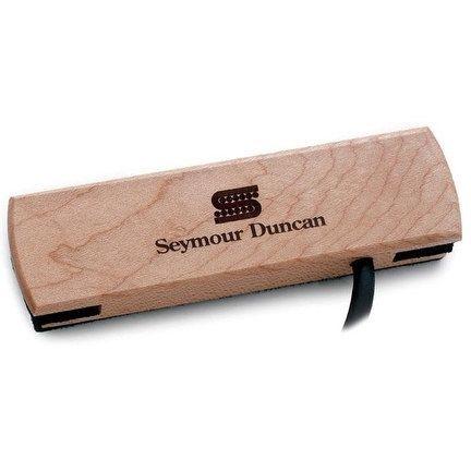 Seymour Duncan Woody Series SC SA-3SC - Single Coil Acoustic Guitar Pickup, Brown
