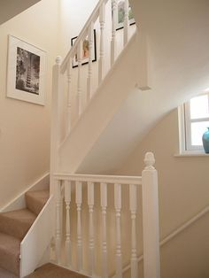 loft conversion stairs small landing - Google Search