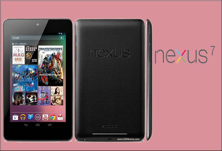 New Asus 16GB Google Nexus 7 II world's highest-resolution 7-inch tablet