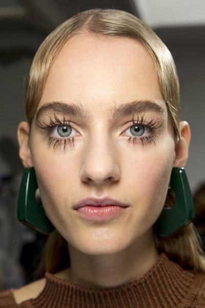 The beauty look Marni Spring 2016