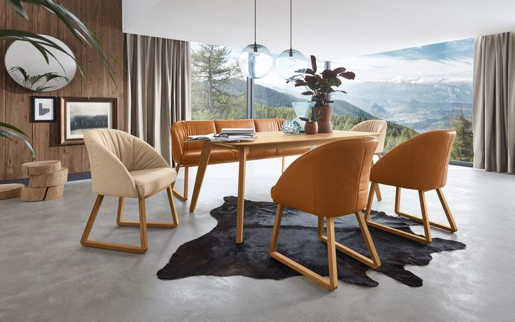"""NEW! NEW! NEW! NEW! NEW! NEW! NEW! """"Cliff"""" 2017 - IMM COLOGNE Designed by Sven Dogs for ADA Austria Premium Cliff is the interplay of warmth and longing. With the enclosed back guide you feel a never-close proximity. Reiming, dreaming, feeling comfortable. Aspects that Cliff conveys to you. Enjoy this so-called longing feeling. Pure well-being in perfect perfection. Ready to use in any meeting space, wherever you want to feel warm. Concise curves radiate a warm sympathy. Text: © MichiDogs…"""