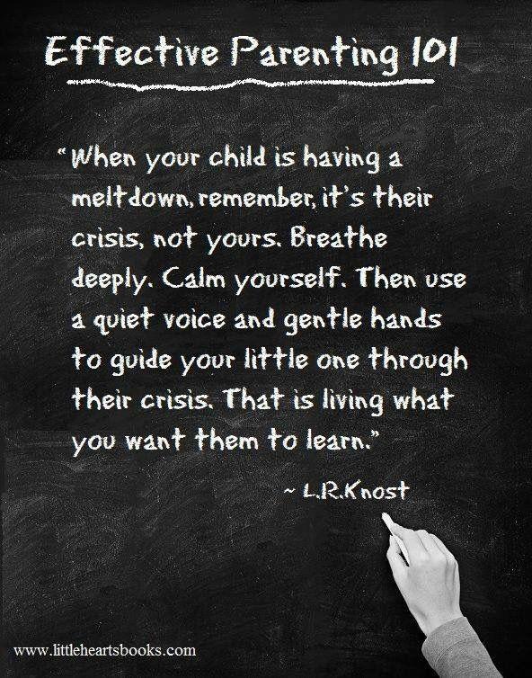 Child's crisis