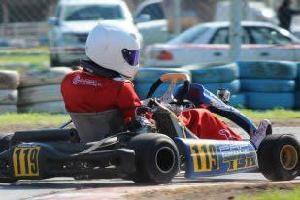 Karting, carrera de 20 laps para 7 personas en Caballito, CABA, - Kartings - flipaste.com.ar