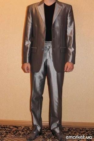 Мужской костюм для свадьбы николаев