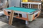 Coin Operated POOL TABLE Bar Game Room night club - http://awesomeauctions.net/bar-games/coin-operated-pool-table-bar-game-room-night-club/