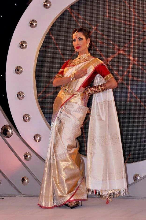 Kanjeevaram Bridal silk saree
