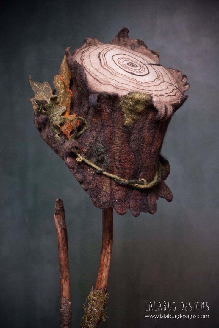 Wandering woodsman by Lalabug designs