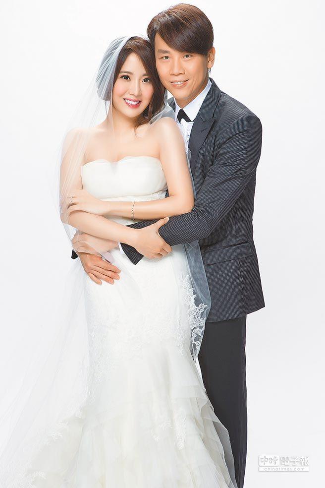 陶喆(右)和未婚妻Penny為了擁有一場美好的婚禮花盡心思。