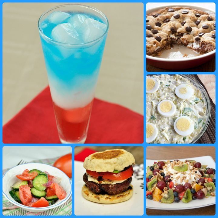 Memorial Day Recipe Ideas | Wishes and Dishes
