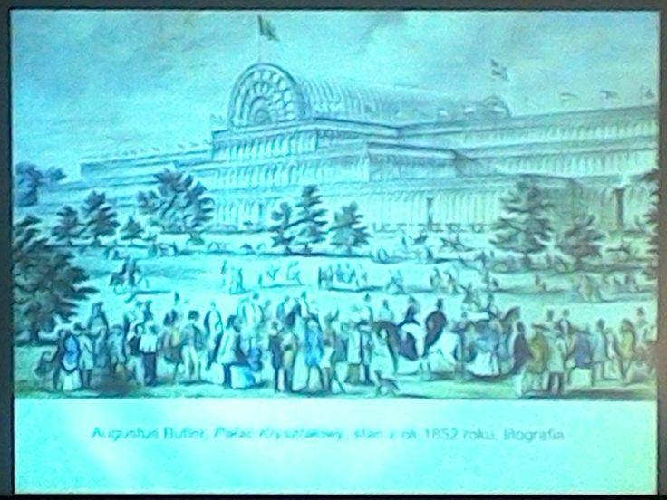 (1) Pałac Kryształowy na Pintereście