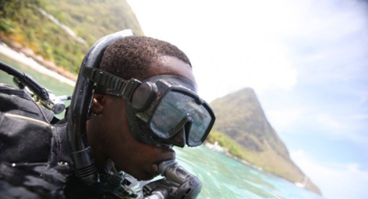 The Best Scuba Diving Sites in St Lucia