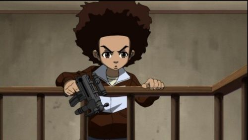 Boondocks, The - Internet Movie Firearms Database - Guns in Movies ...