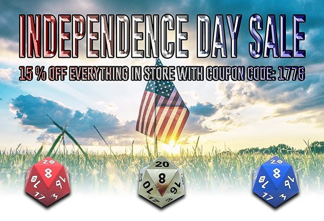 Happy 4th Of July To Everyone Enjoy The Holiday And Fireworks We Are Having A Sale Until The 7th To Celebrate Coupon C Happy 4 Of July Fireworks 4th Of July Since 2011 weíve been making top quality dice with our own unique designs, molds and we put our hearts into researching the. pinterest