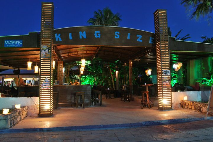 Kingsize Beach and Snack Bar