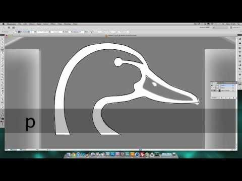 Turn 2D Logos into 3D Objects : Cinema 4D and Illustrator - YouTube