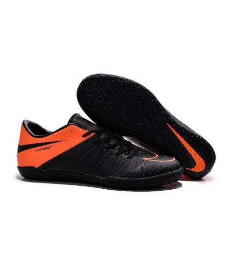 Nike Hypervenom Phelon II IC SÁLOVÁ Muži Kopačky Černá Oranžový