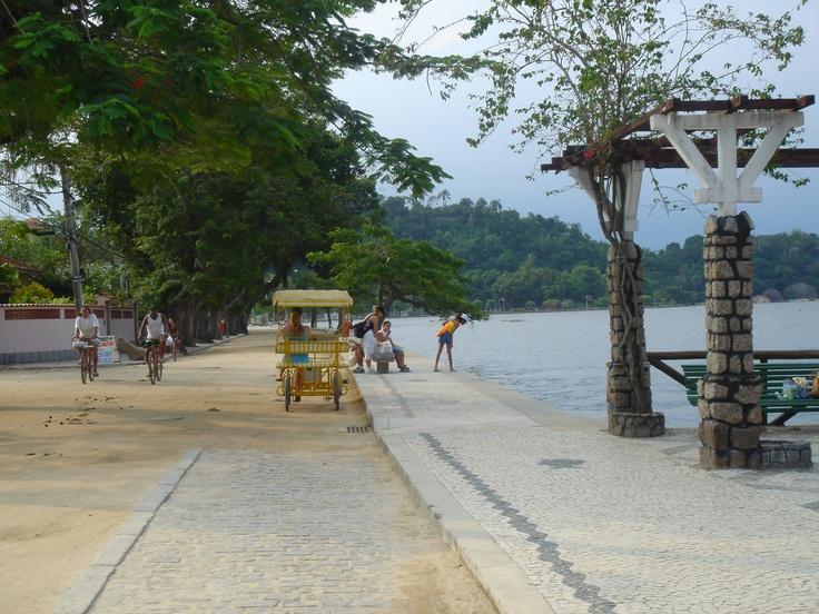 ilha de Paquetá, Brasil