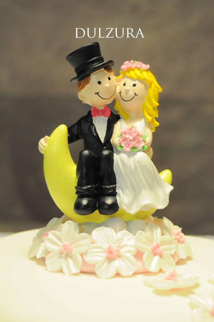 Mejores 11 imágenes de Figuras boda en Pinterest | Novios, Boda y ...