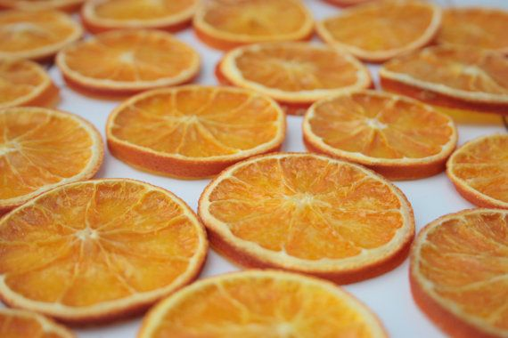 17 best ideas about dried orange slices on pinterest for Fruit orange decoration