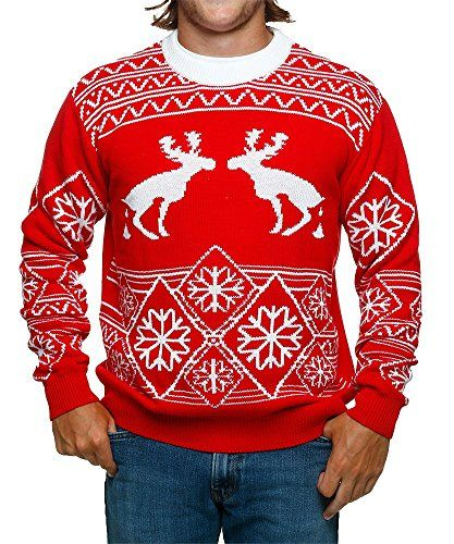 Pooping Moose ugly Christmas sweater - The Best Naughty And Inappropriate Ugly Christmas Sweaters For Dirty Minds » Newspaper Cat