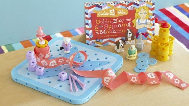 How An Engineering Toy For Girls Went From Kickstarter To Bestseller. Yes, yes, get this for your children. What a great idea.