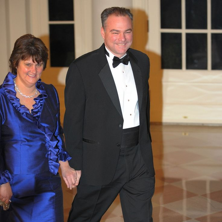 Who Is Anne Holton, Tim Kaine's Wife? Hillary Clinton's Running Mate's Wife Is Impressive