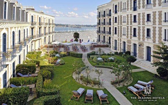Grand Hôtel Barrière 5* à Dinard