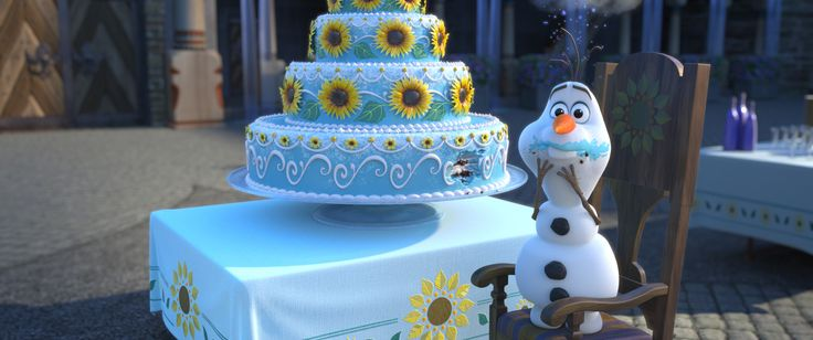 "Walt Disney Animation Studios' all-new short ""Frozen Fever,"" which welcomes Anna, Elsa, Kristoff and Olaf back to the big screen, will open in theaters on March 13, 2015, in front of Disney's ""Cinderella,"" a live-action feature inspired by the classic fairy tale. #FrozenFever #Frozen #Disney"