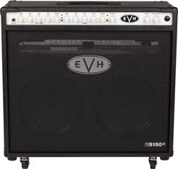 L.A. Music Canada EVH 5150III 2x12 50W Tube Guitar Combo Amplifier Black 2254000010