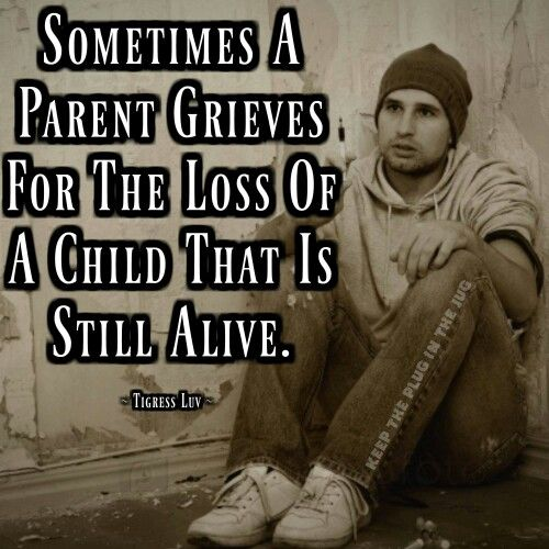 It's hard.. I've been trying to connect with my son for the past 5 years.. He left my house in a fit of furry because I wouldn't allow him to get high..stay out all night going to raves.. He left after an argument that we had..because he was gone for 3 days at a rave..when he was only 15...