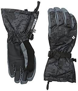 Columbia Sportswear Men's Whirlibird Glove, Black Camo, Small http://amzn.to/2rnMv2N