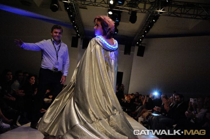 WEARABLE TECHNOLOGY  by AthensFashionClub and MARIA VYTINIDOU Catwalk Mag ® | Fashion Shows and Events | Athens Xclusive Designers Week SS2016