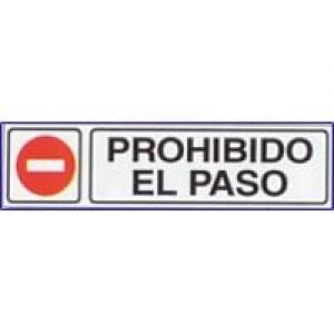 Prohibido el Paso - http://www.janfer.com/es/informativas/777-prohibido-el-paso.html