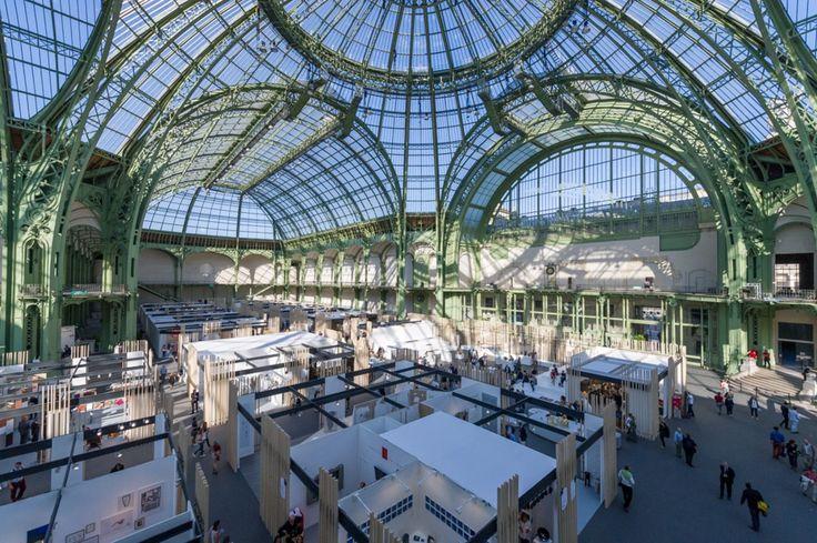The exhibition Dutch Belief during Révélations 2015 at the Grand Palais in Paris.