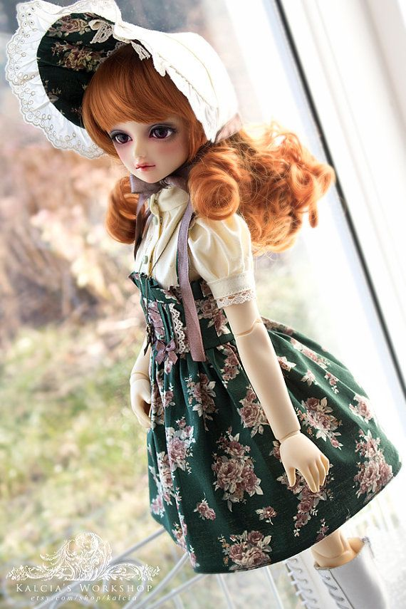 Au Revoir lolita set for Super Dollfie SD Volks Luts by kalcia