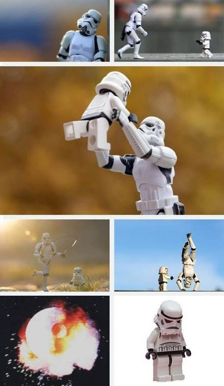 funny star wars stormtrooper pictures