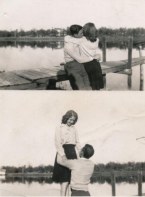 My Grandparents in Love by bekahjan on Flickr