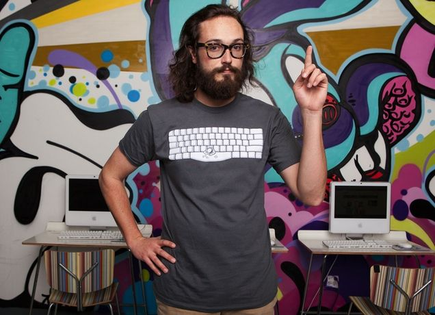 Spacebar - Threadless.com - Best t-shirts in the world