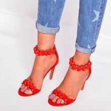 ALALAIA RED | Red Pumps